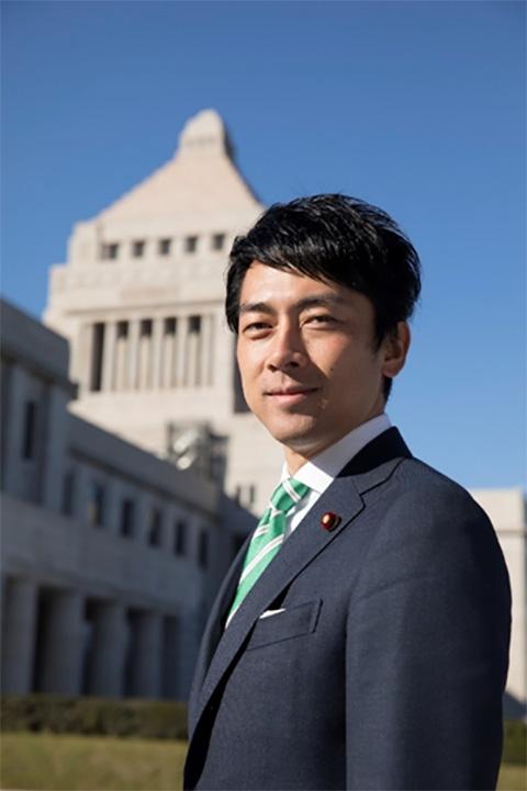 衆議院議員 小泉 進次郎 氏